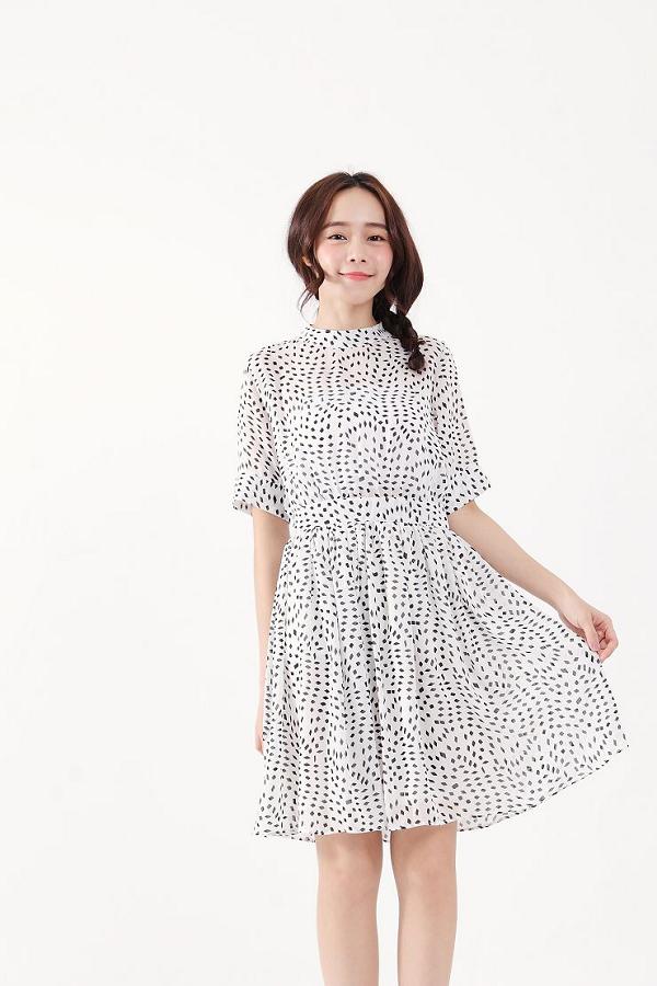 Something Asian print dresses interesting
