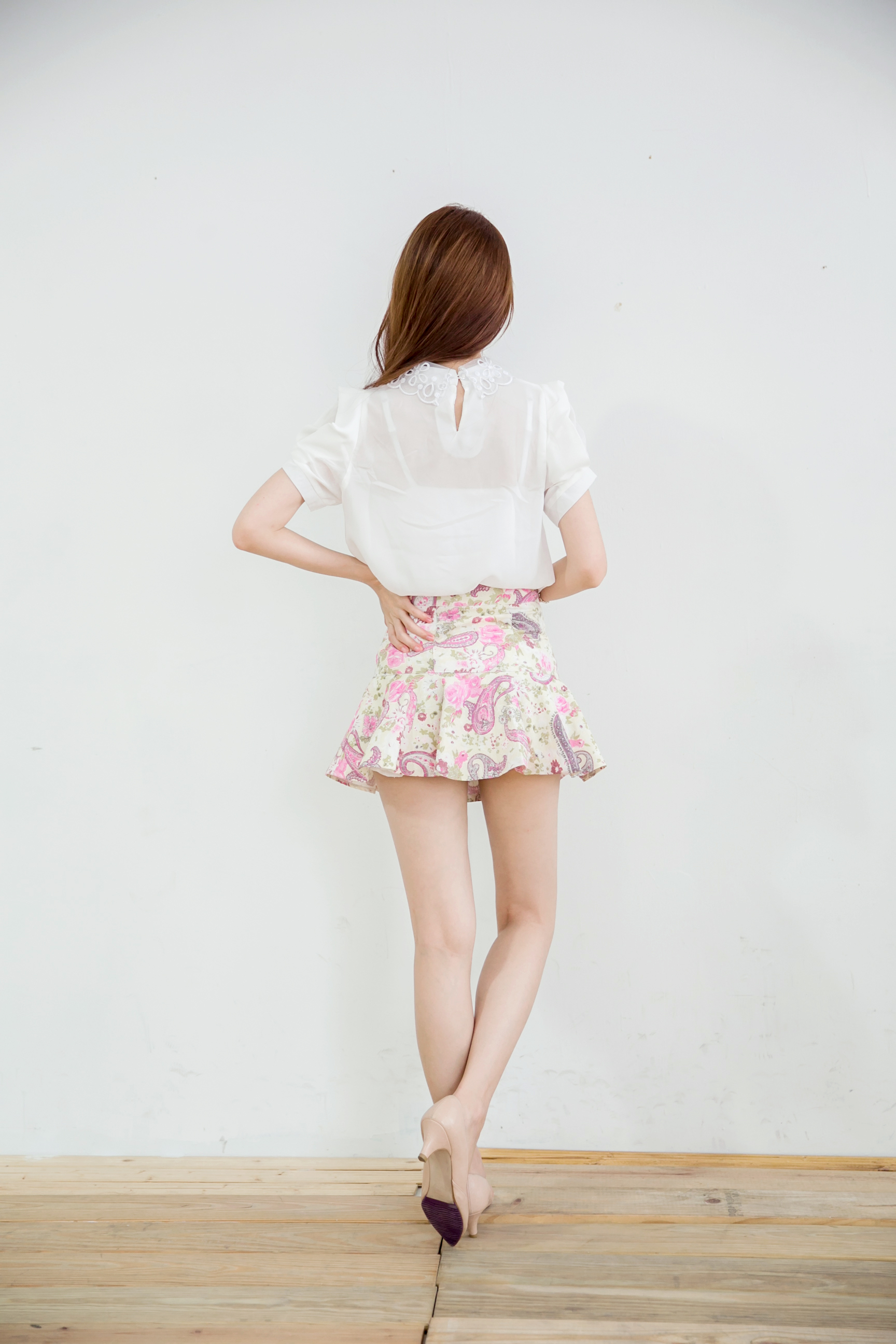 Korean Mini Skirt