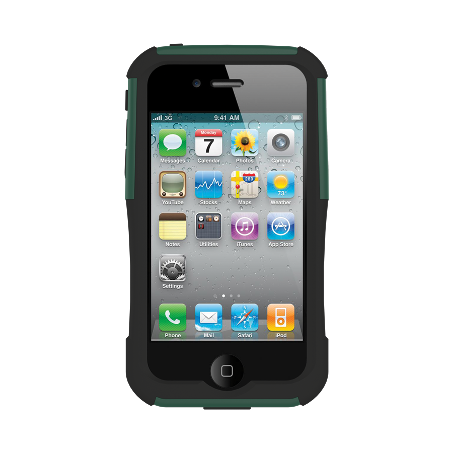 ... iPhone 4S Case, Apple iPhone 4 Case : Aegis Series : Trident Case